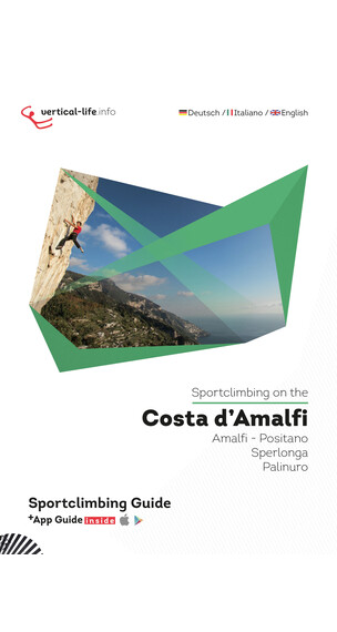 Vertical-Life Sportclimbing on the Costa d'Amalfi Reis entertainment, media wit
